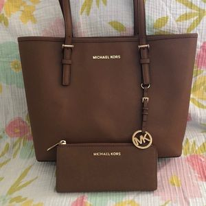 Michael Kors Purse (wallet excluded).